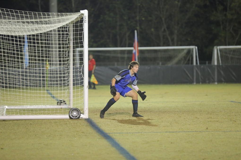 Second Round Soccer Playoffs 8
