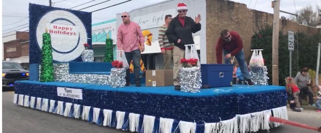 45th Annual Bladenboro Christmas Parade