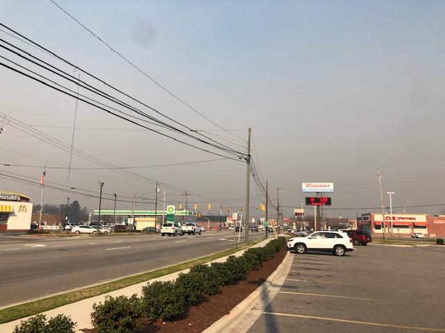 Controlled burn near Elizabethtown 2
