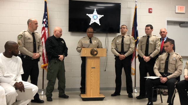 Sheriff Office Promotion Ceremony 3