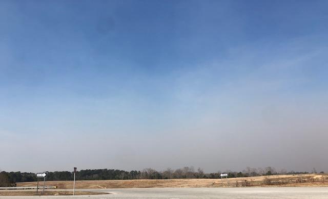 Smoke in Elizabethtown