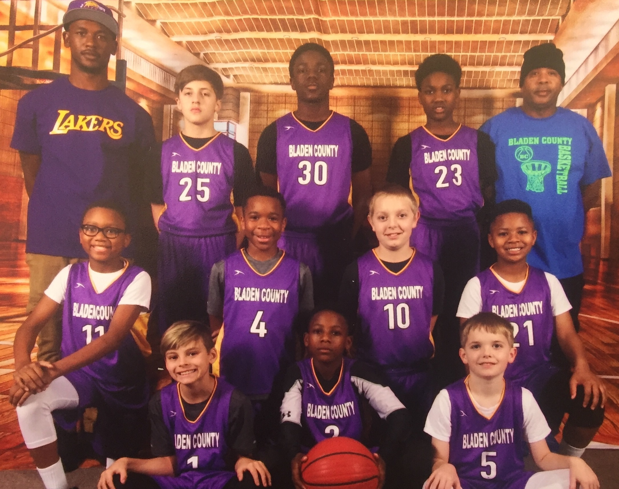 Bladen County Parks And Recreation S Lakers Bladenonline Com