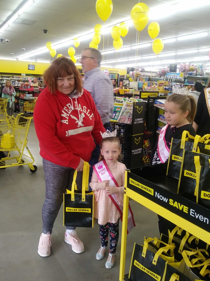 Dollar General in Bladenboro Grand Re-Opening