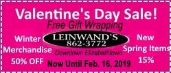 Leinwands Valentines Day Sale 2019