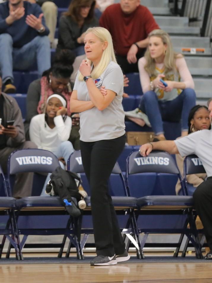 Patty Evers Coaches North Carolina to All-Star Win