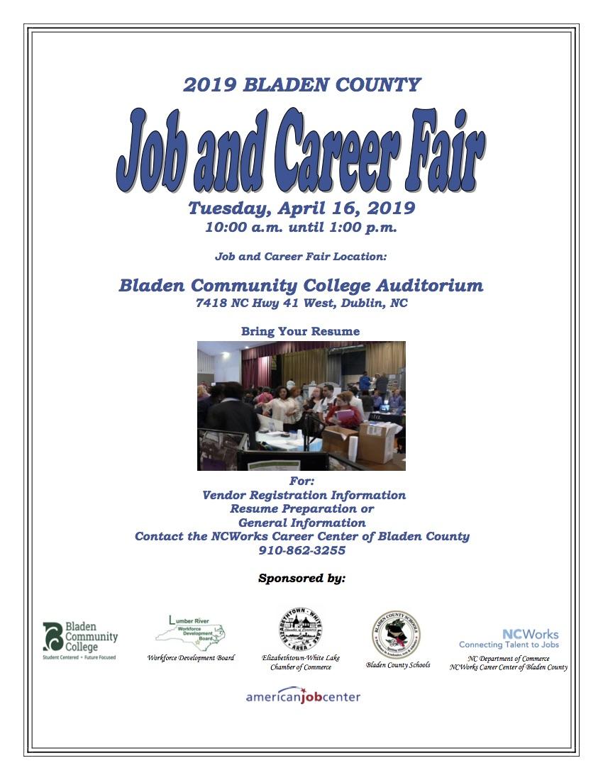 Bladen County 2019 Jobfair 4-16-2019-r