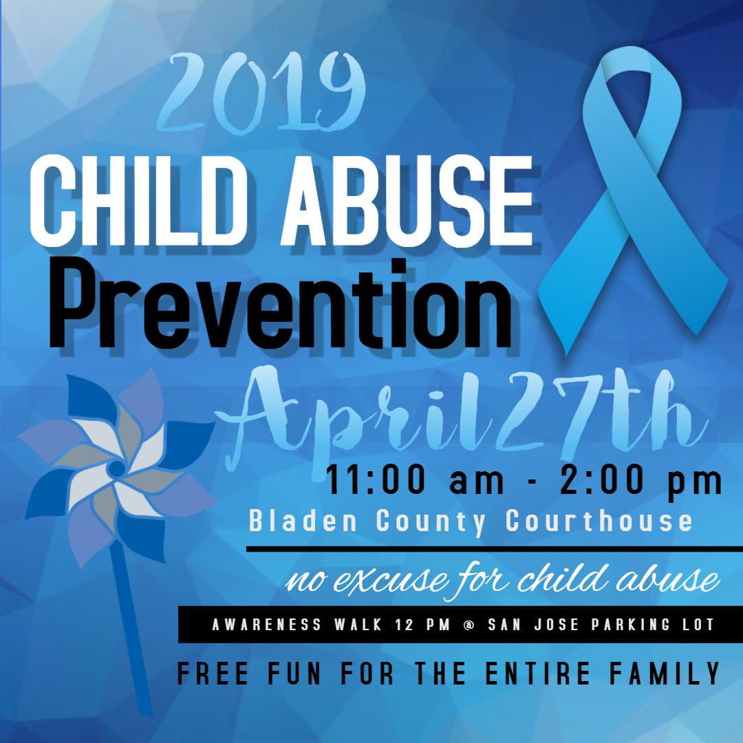 Copy of CHILD ABUSE PREVENTION Remove April 27
