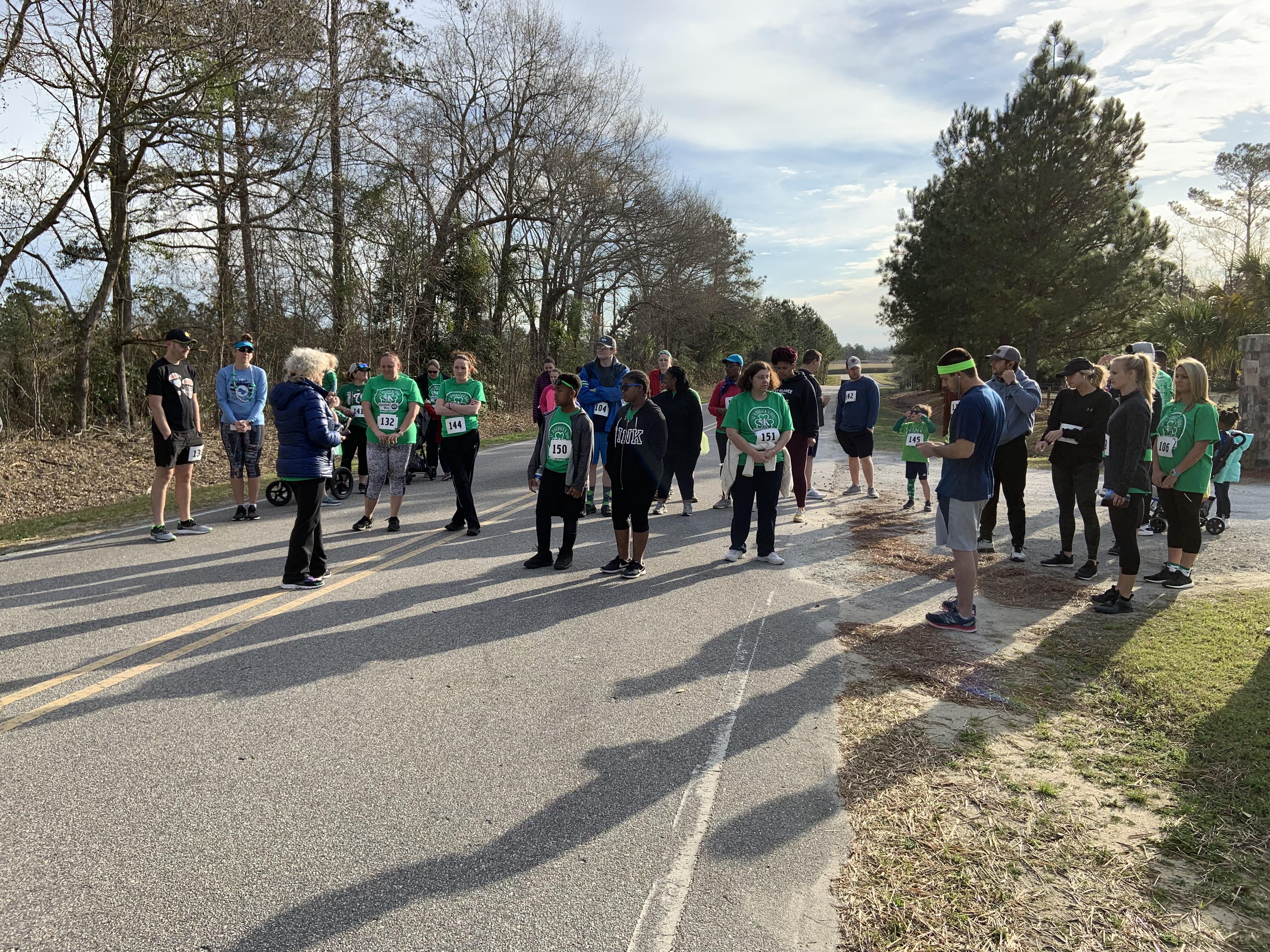 St Patrick's Day 5K 2