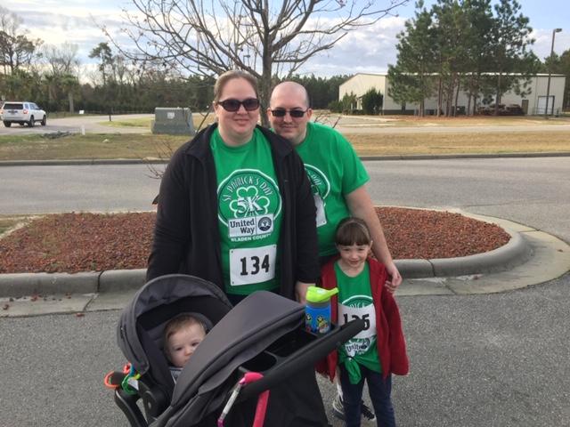 St Patrick's Day 5K 5