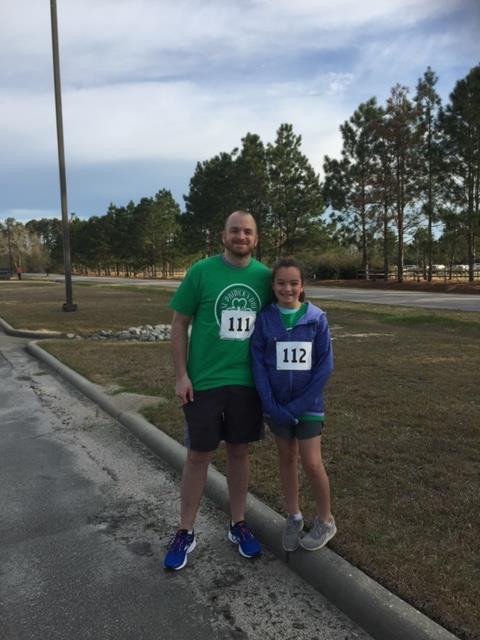 St Patrick's Day 5K 7