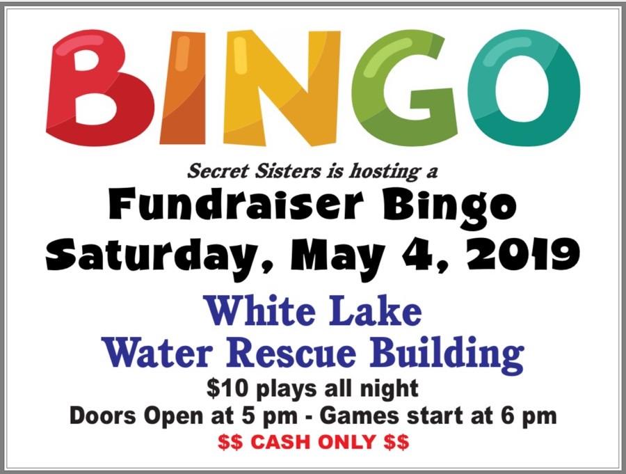 Bingo May 4