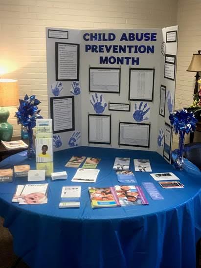 Child Abuse Awareness CFV
