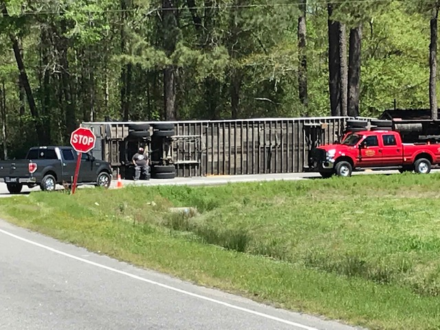 Wreck 131 and NC 41 A