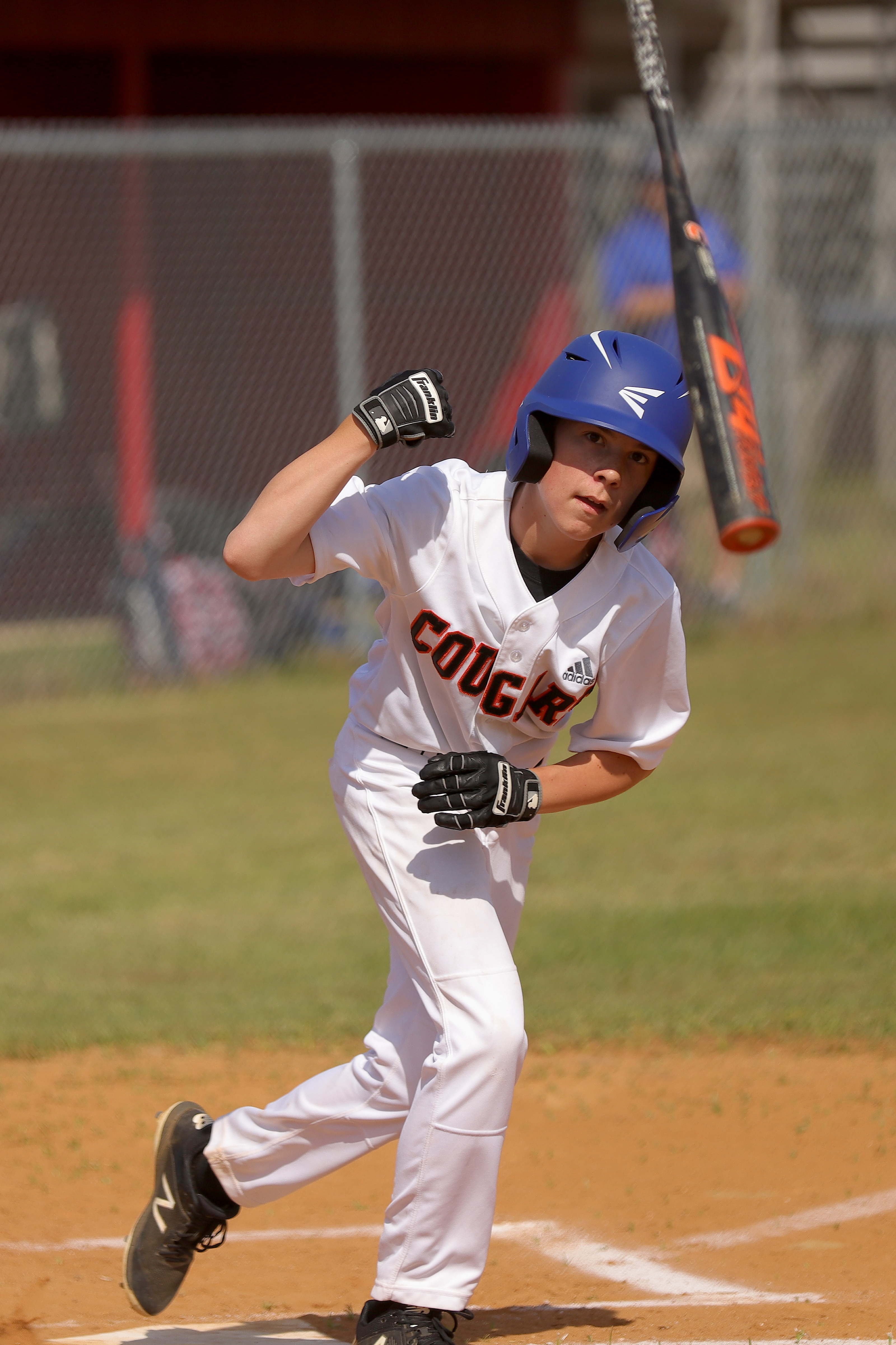 Bladen County Middle School Baseball Tournament Championship