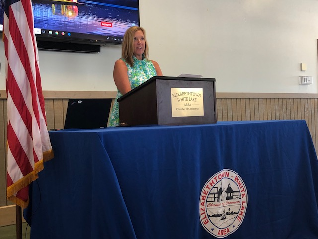 Chamber Executive, Dawn Maynard