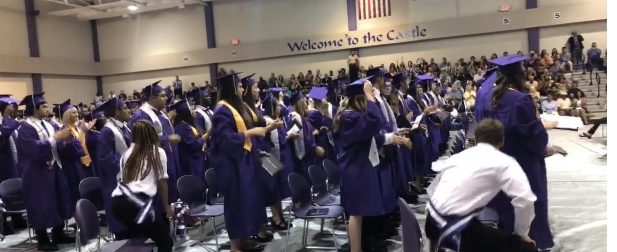 2019 West Bladen Graduation