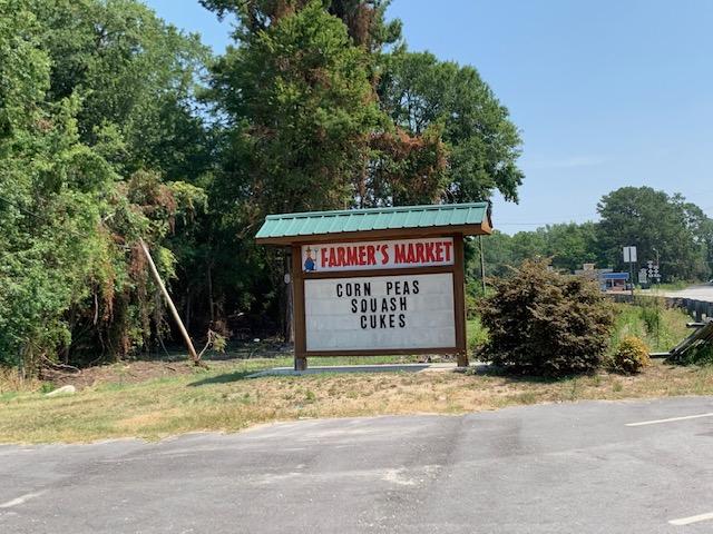 Farmers Market in Bladenboro