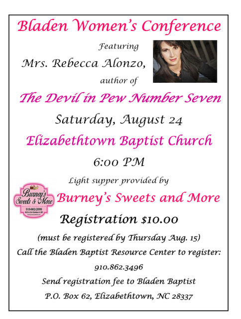 Aug 24 Womens Conference