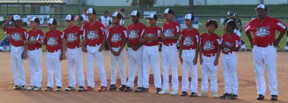 Red Springs All-Stars