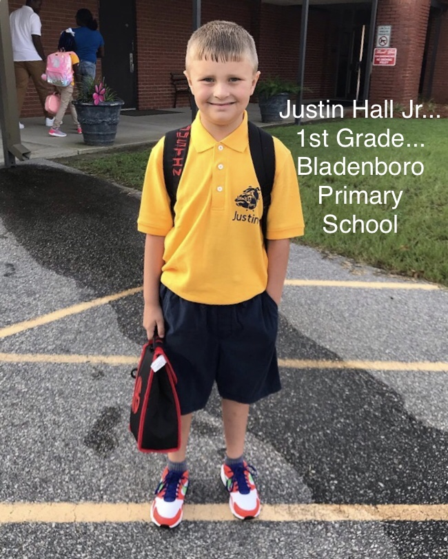 2019 back to school photos for Bladen County