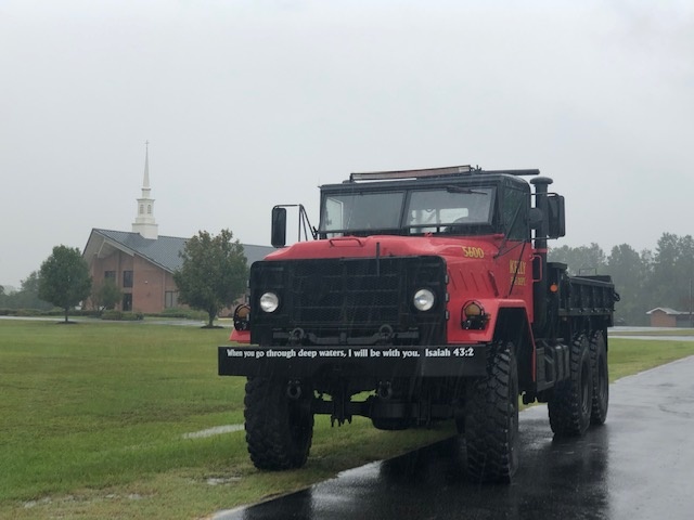 hurricane truck 2