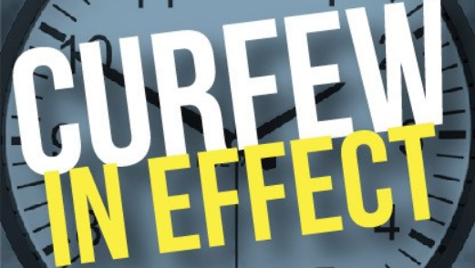 Bladen County Curfew - BladenOnline.com