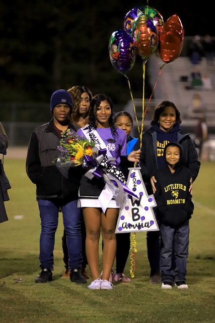 West Bladen Homecoming 2019 2