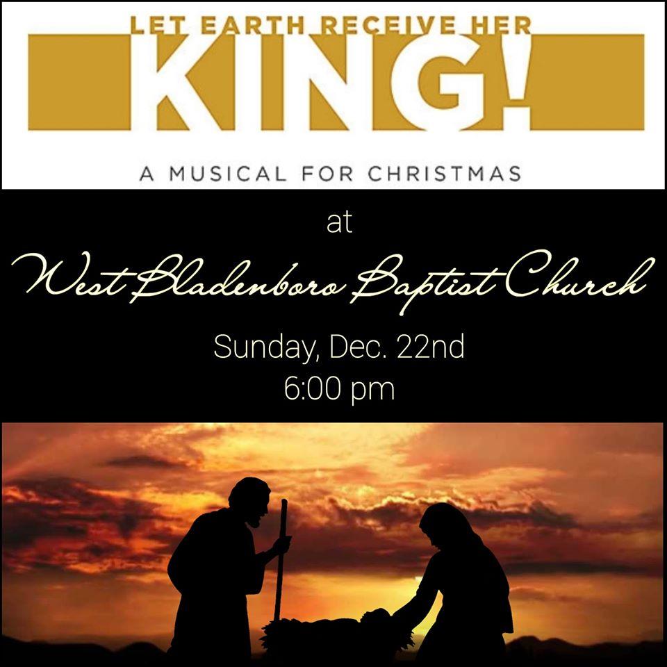 West Bladenboro Baptist Christmas Dec 22