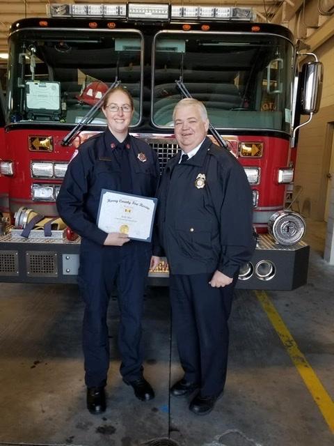 Clarkton resident, Kelly Mize, receives Phoenix Award