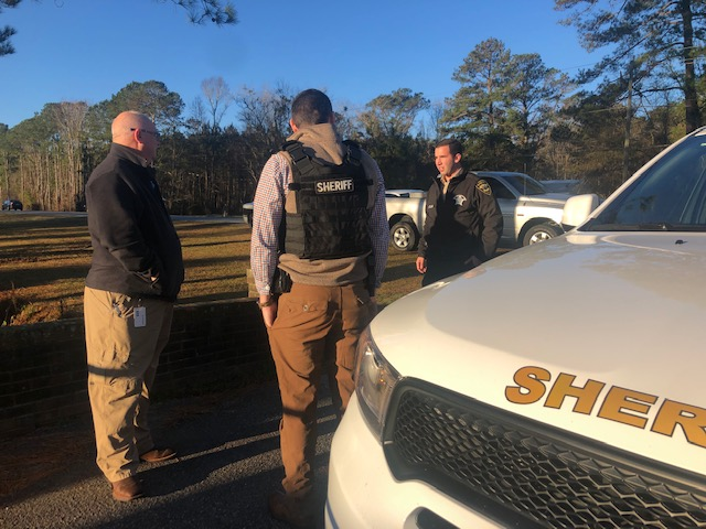 Bladen County domestic violance leads to female shot and male suicide William and Elizabeth Carter