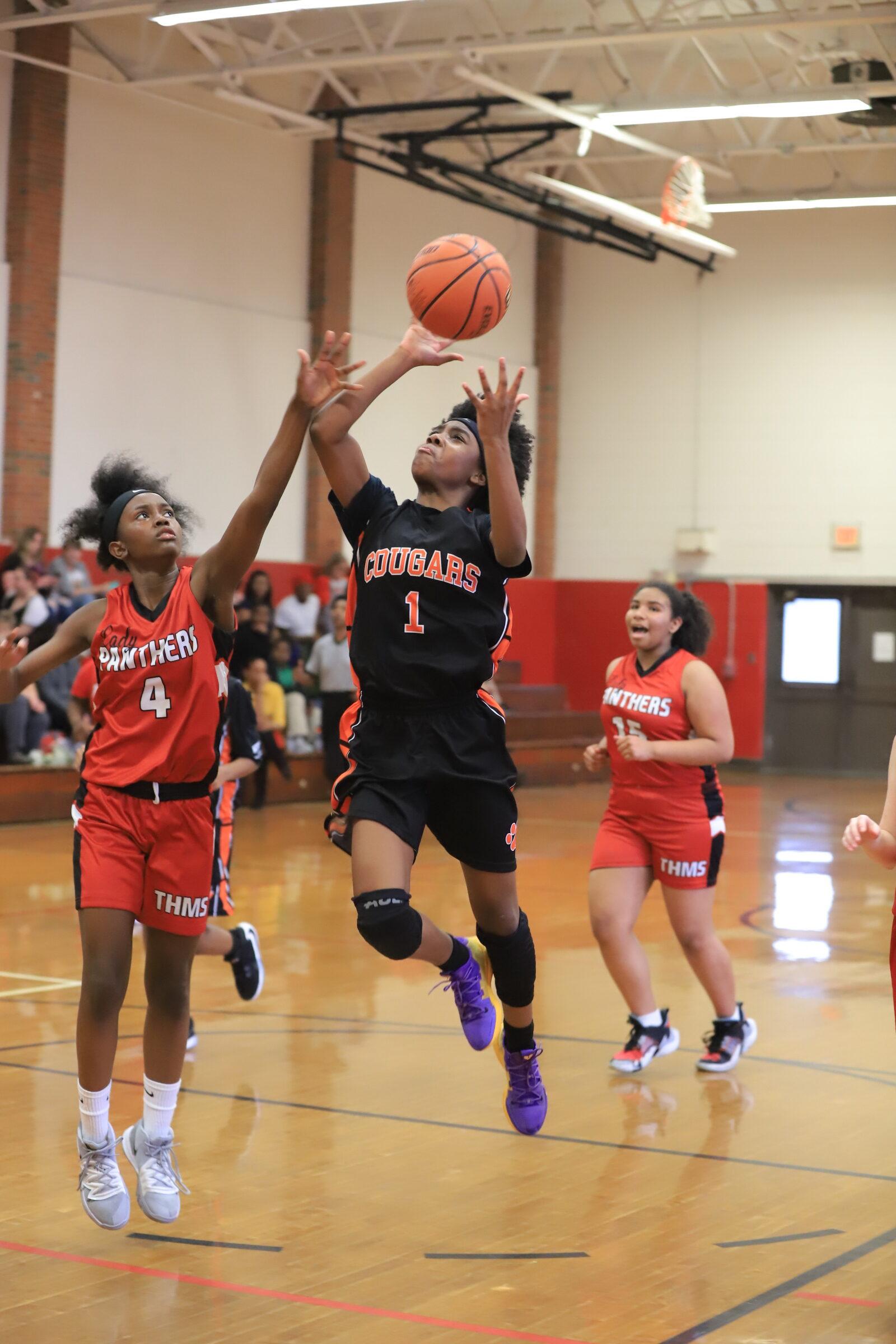 Elizabethtown vs tarheel girls basketball