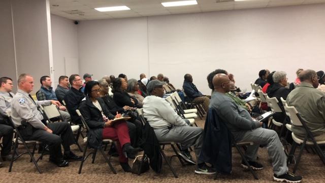 NAACP meeting