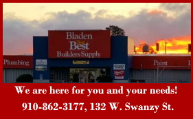 Bladen Builders Supply We are here for you