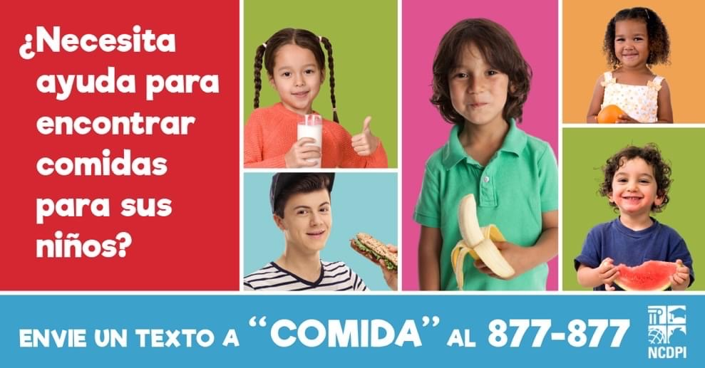 Meal Assistance (spanish)
