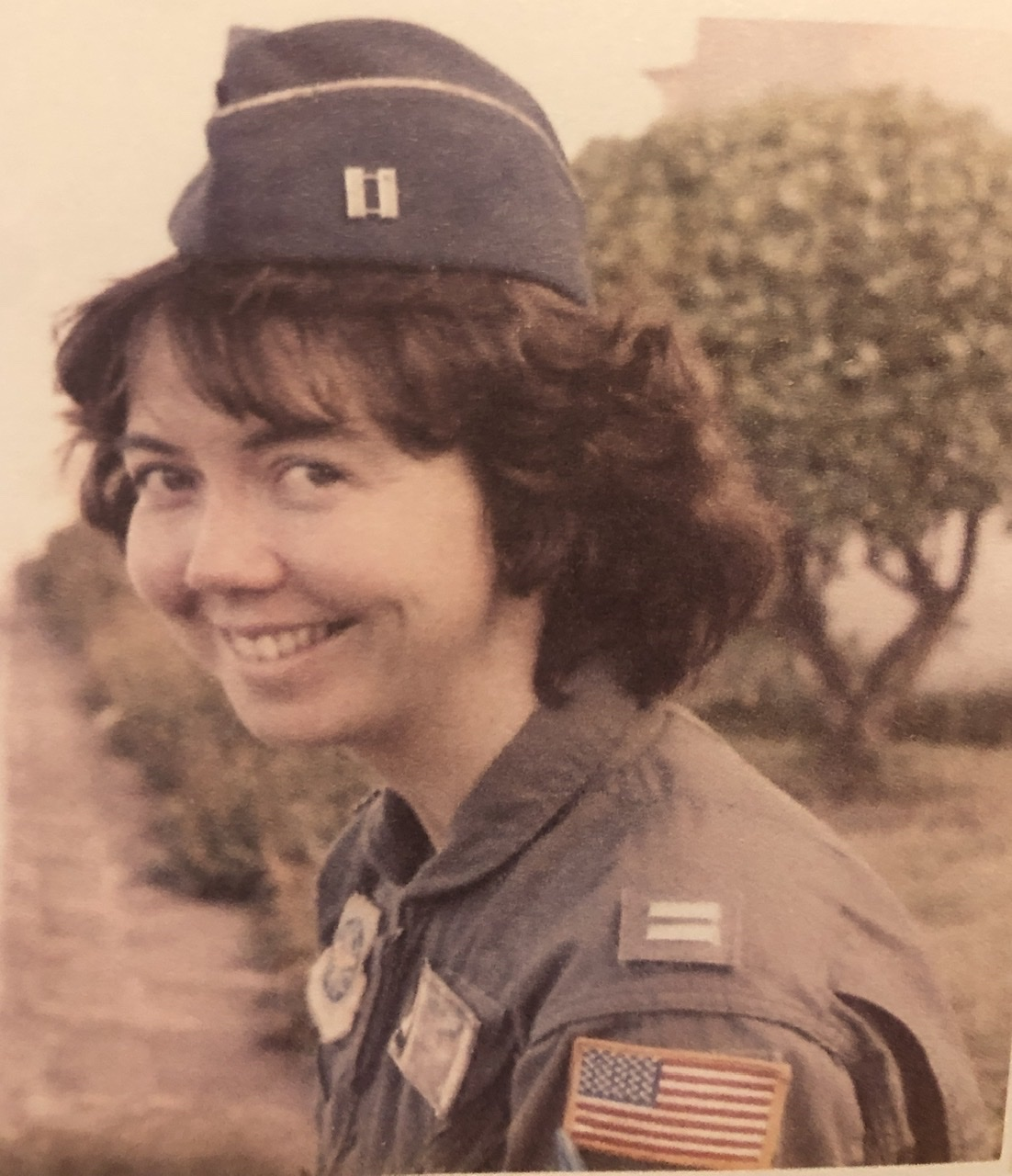Saluting the Service of Lieutenant Colonel Janice Ryckeley