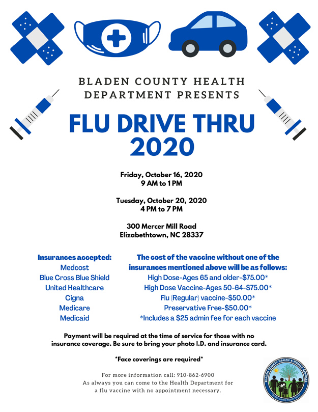 bladen county health department presents