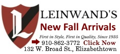 Leinwands new fall arrivals
