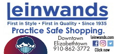 Leinwands ad safe shopping