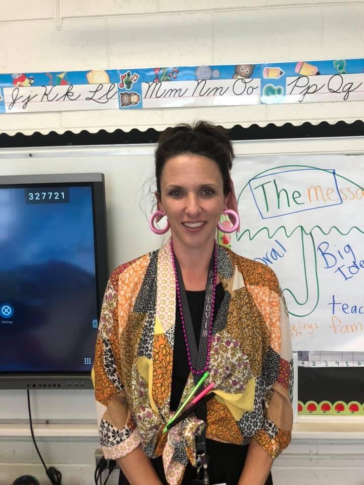 Teacher at Plainview 1