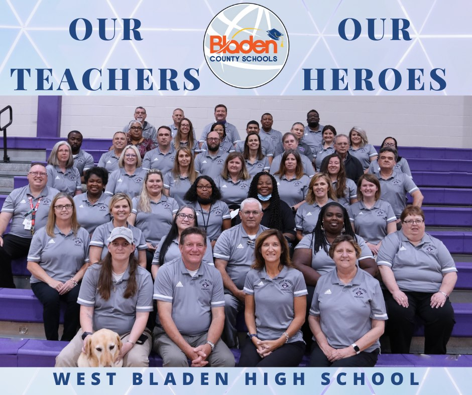 west bladen teachers