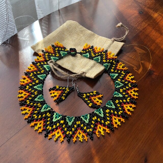 Handmade Colombian Style Necklaces